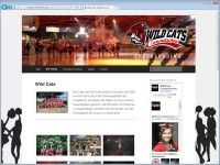 Wild Cats Webseite