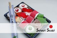 Sweet Sushi - Süße Sushibox 250g Fruchtgummi