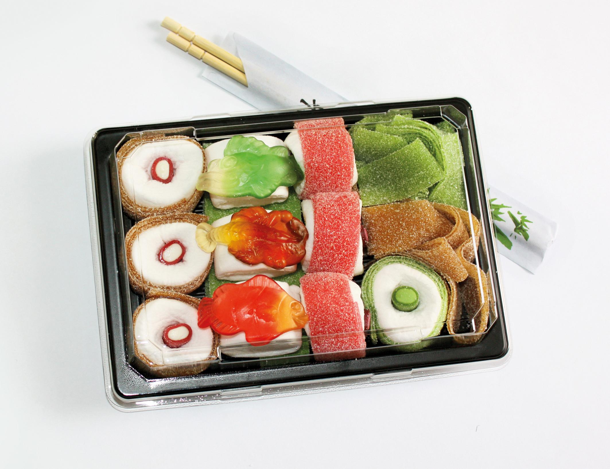 Hatu keine Möhrn? Hatu  Sushi?