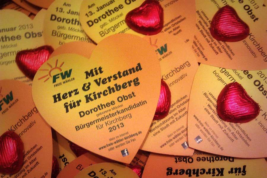 Ein Herz für Kirchberg