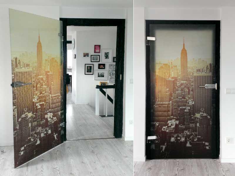 Manhattan im Wohnzimmer